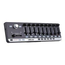 Worlde EasyControl.9 Portable Mini USB 9 Slim-Line Control MIDI Controller