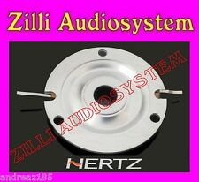 HERTZ VC 35 cupola di ricambio only VOICE COIL x TWEETER A COMPRESSIONE ST 35