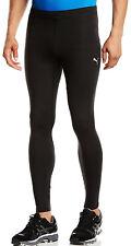 Puma Essential Mens Running Tights Black Long Compression Gym Sports Training XL