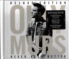 Olly Murs - Never  Been Better (Deluxe Edition) 17 Tracks CD / NEU+OVP-SEALED!
