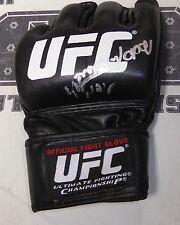 Antonio Rodrigo & Rogerio Nogueira Signed UFC Official Fight Glove PSA/DNA COA