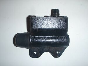 REBUILT Brake Master Cylinder 1937-1940 Dodge DeSoto 37 38 39 40 41 Plymouth