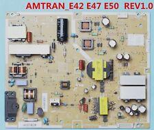 Original Power Supply Board AMTRAN E42 E47 E50  REV1.0  VIZIO AMTRAN_E42/E47/E50