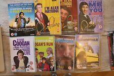 7 DVD + 1 Blu-ray: Alan Partridge SAXONDALE SERIES + Steve Coogan