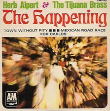 "HERB ALPERT & THE TIJUANA BRASS - The Happening - 7"" - A&M - EAM 1002 - France"