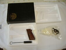 New listing Taurus Mode. 9mm PARA PT-99 Factory Case Box With Grips W/Cleaning Brush & More