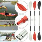 213cm Double-Ended Detachable Aluminum Afloat Boat Kayak Paddles Raft Canoe Oars