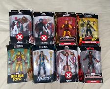Marvel Legends Mix Lot Of 8 Figures (Brand New)