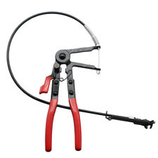 New Flexible Wire Long Reach Hose Clamp Pliers Fuel Oil tool from US stock
