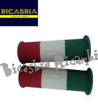 9006 - MANOPOLE TRICOLORI ITALIA DM 21 VESPA 150 GS VS2T VS3T VS4T VS5T VB1T