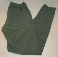 The North Face Womens Green Light Weight Pants Size 4  Office / Activewear