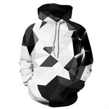 Men Women's Hoodie 3D Print Sweater Sweatshirt Jacket Coat Pullover Graphic Tops