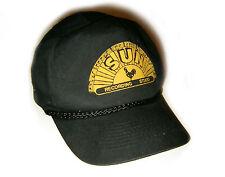SUN RECORDS-ELVIS, CARL PERKINS, JohnnY Cash ROCKABILLY OFFICIAL Licensed HAT !