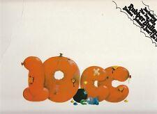 10CC - First; 1973 Debut (1982 U.K. Pressing) VINYL NM British Import