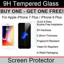 "Premium Quality Tempered Glass Screen Protector for iPhone 8 Plus (5.5"")"