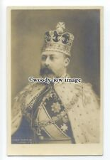 r1716 - King Edward VII - postcard by Rotary early undivided back pre 1903