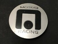 Motegi Racing American Racing Custom Wheel Center Cap 2242100003 Silver & Black