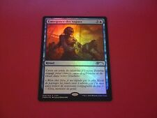 MTG MAGIC CARTE FNM DCI RISE FROM THE TIDES (FRENCH EMERGENCE DES VAGUES NM FOIL