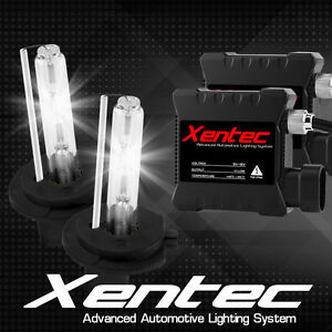 9006 9005 6000k HID XENON KIT Headlight Conversion Slim Ballast H1 H7 H11 880 H4