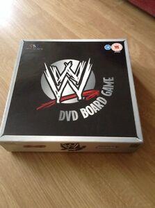 2005 S.B.G. INC. WORLD WRESTLING WW DVD BOARD GAME 100% COMPLETE