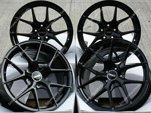 "18"" Gb GTO Alloy Wheels Fits Seat Ateca Altea Alhambra Exeo Leon Toledo 5X112"