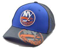 New York Islanders Reebok M944z NHL Hockey Playoff Stretch Fit Cap Hat