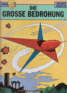 L. Frank Casterman Nr. 1,2,3,4,5,7,8 (0-1/1) Hc. = 7 Einzelbände im Hardcover