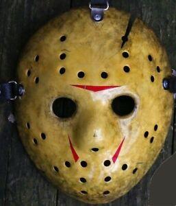 Masque de Jason Voorhees Vendredi 13 Partie 8 - Jason Friday 13th Part VIII Mask