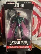"""Marvel Legends Spider-Man 6"""" Series Sinister Villains Beetle (Vulture BAF) - NEW"""
