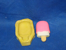 Ice Cream Bar Silicone Mold #37 For Chocolate Candy Resin Fimo Fondant Soap Cand
