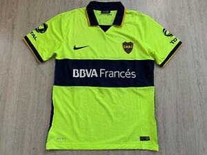 CABJ Boca Juniors Argentinien Fußball Trikot Football Shirt Mailot Nike L