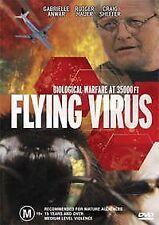 Rutger Hauer Sci-Fi Movie - FLYING VIRUS (DVD) Rare Ex rental movie - REGION 4