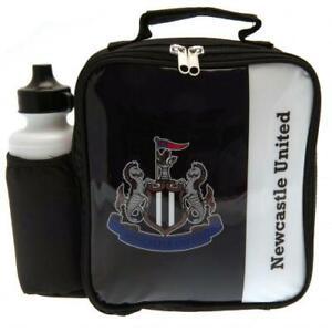 Newcastle United FC Lunch Bag & Bottle Official Merchandise