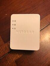 NETGEAR Powerline AV 200 Nano Adapter XAV2101 Wall Plug