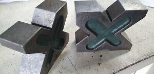 Vierfach Prismen  120x100x40mm  2 Stk Kreuzprisma Kreuzprismen