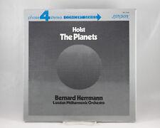 LP: HOLST The Planets London Philharmonic Orchestra BERNARD HERRMAN London