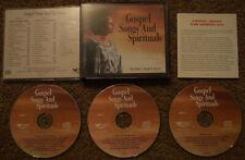 V.A. - Gospel Songs And Spirituals 3CD MAHALIA JACKSON JORDANAIRES