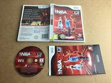 NBA2k13 NBA 2k13 - Nintendo Wii (TESTED/WORKING) UK PAL