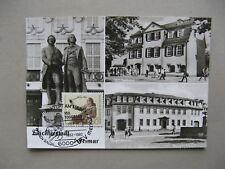 GERMANY BRD, maximumcard maxi card 1982, commemoration 150 years death of Goethe