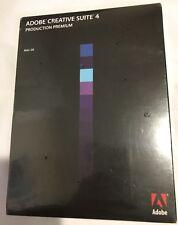 NEW Adobe Creative Suite 4 Production Premium Upgrade [Mac](Spanish) PN:65022568