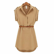 Summer Shirt Dresses for Women
