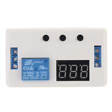 Dc 12v Adjustable Delay Turn Off Switch Timer Relay Module Digital Display H6i6