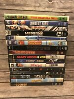Family Action Fantasy Drama Comedy DVD Lot Bundle of 16 Movies Jumanji Goonies