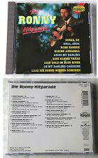 RONNY Die Ronny Hitparade / Kein Gold im Blue River,... 1993 AriolaExpress CD