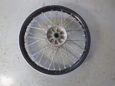 2013 Kawasaki KX250F KX 250F Rear Black Wheel Rim 19x1.85 (262/17)