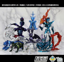 Saint Seiya Myth Cloth 9 Asgard Armures Electroplated Ver. Set