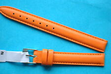 vero pelle di vitello 12 mm arancione da Bros DALL'ITALIA
