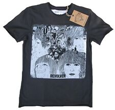 Amplified Official The Beatles Revolver Rock Star Vintage design t-shirt G.S 46