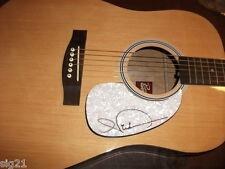 Nicole Scherzinger PUSSYCAT DOLLS Signed Guitar PSA
