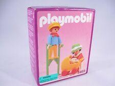 PLAYMOBIL VINTAGE 5403 CHILDREN STILTS VICTORIAN MANSION DOLLHOUSE - NEW IN BOX!